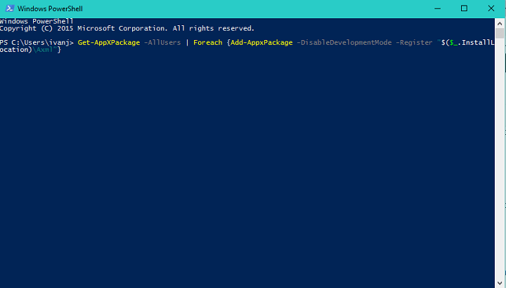 xbox app windows 10 does not open