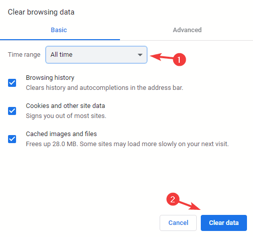 clear data button steam for many logins