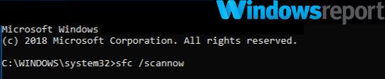 WPCMON.exe deletion sfc / scannow