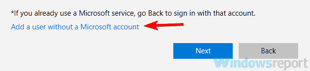 Windows 10 App Store does not work