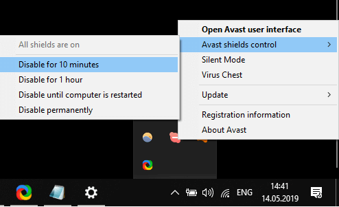 Avast screen control settings warframe driver driver crash