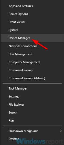 Fix the blue screen error after resetting Windows 10