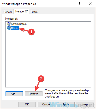 Trash on C is corrupted Windows 10