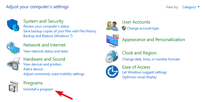 removal of safesear.ch windows 10