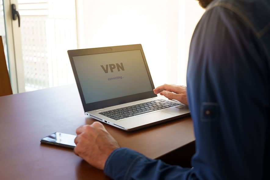 Correct: Windows 10 VPN error 789 connection failed due to security issues