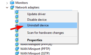 WiFi disconnects after sleep