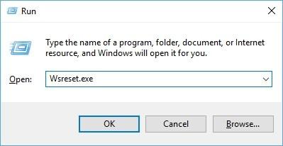 Resolve Error Code 0x803f7000 in Windows 10 Store