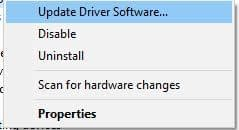 invalid-floating-point-update-driver-software