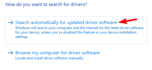 automatically check for updated driver software Windows Media Player does not recognize a blank CD
