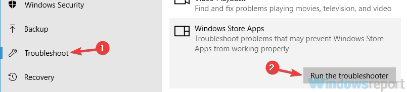 Microsoft Store does not work Windows 10