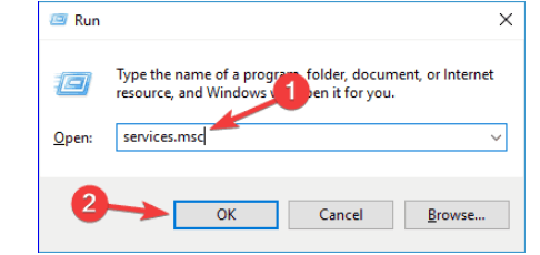 disable Windows bug reporting service